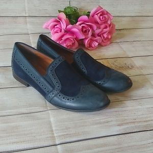 Franco Sarto | Dark Blue Loafers